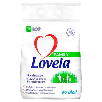 Lovela Family Hipoalergiczny proszek do prania do bieli 2,1 kg (28 prań)