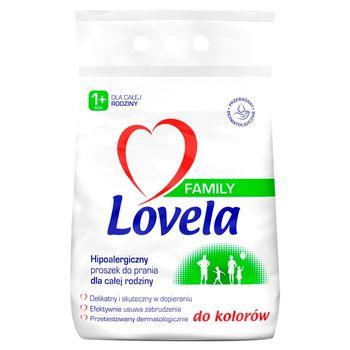 Lovela Family Hipoalergiczny proszek do prania do kolorów 2,1 kg (28 prań)