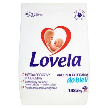 Lovela Hipoalergiczny proszek do prania do bieli 1,625 kg (13 prań)