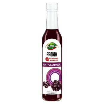 Łowicz Antyoksydacja Syrop o smaku aronii 250 ml
