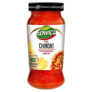 Łowicz Sos chiński 500 g