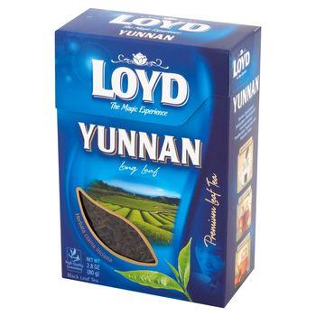 Loyd Yunnan Herbata czarna liściasta 80 g