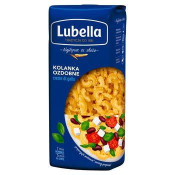 Lubella Makaron kolanka ozdobne 500 g