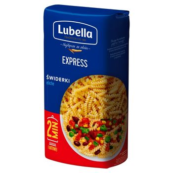 Lubella Express Makaron świderki 500 g