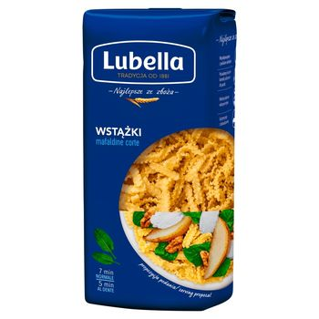 Lubella Makaron wstążki 500 g