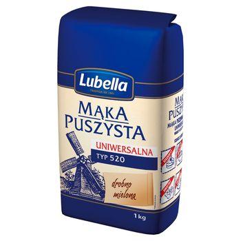 Lubella Mąka puszysta uniwersalna typ 520 1 kg