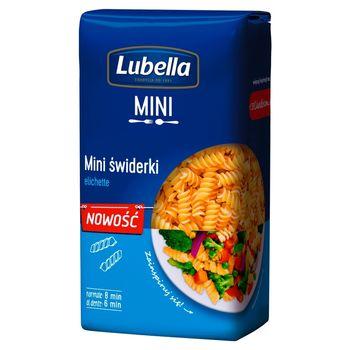 Lubella Makaron mini świderki elichette 400 g