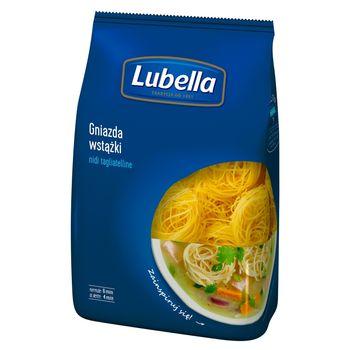 Lubella Nidi Tagliatelline Makaron Gniazda wstążki 400 g