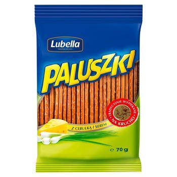 Lubella Paluszki z cebulką i serem 70 g