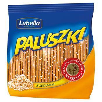 Lubella Paluszki z sezamem 220 g