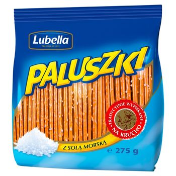 Lubella Paluszki z solą 275 g