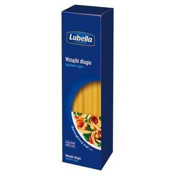 Lubella Makaron wstążki długie tagliatelle rigate 400 g