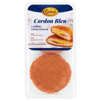 Łukosz Cordon Bleu z wędliną i sosem serowym 250 g