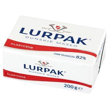 Lurpak Masło Klasyczne 200 g