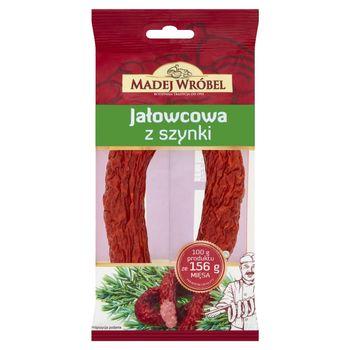 Madej Wróbel Jałowcowa z szynki 150 g