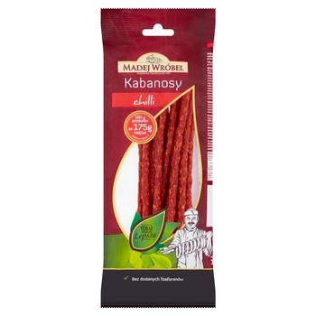 Madej Wróbel Kabanosy chilli 120 g