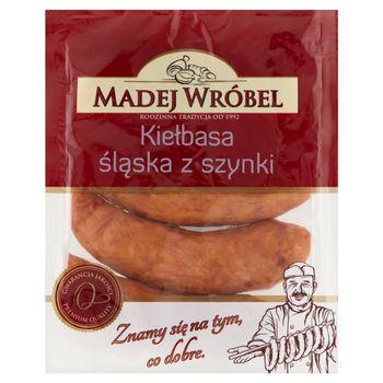 Madej Wróbel Kiełbasa śląska z szynki 0,48 kg