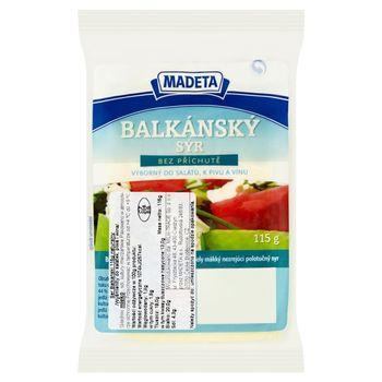 Madeta Ser bałkański naturalny 115 g