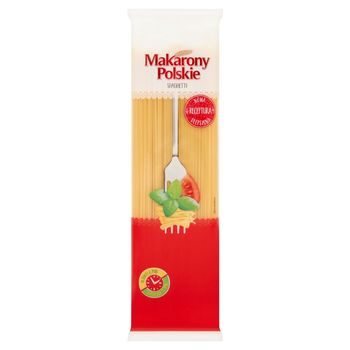 Makarony Polskie Makaron Spaghetti 400 g