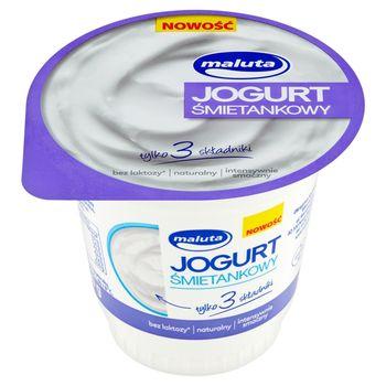 Maluta Jogurt śmietankowy 220 g