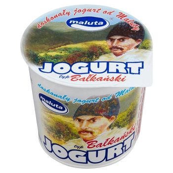 Maluta Jogurt typ bałkański 340 g