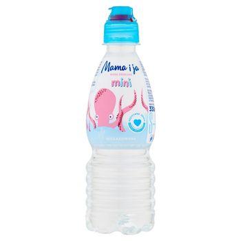 Mama i ja mini Woda źródlana niegazowana 330 ml
