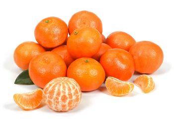 Mandarynki ważone