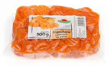 Marchew gotowana na parze 500 g