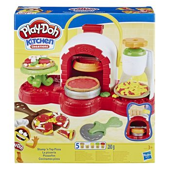 Masa PLAY-DOH Piec do pizzy E4576