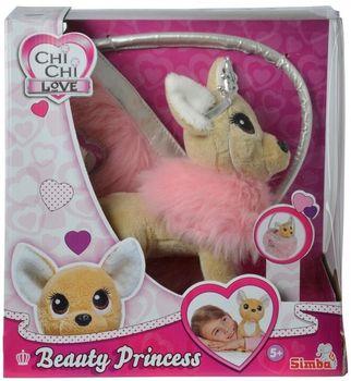 Maskotka SIMBA Chi Chi Love Piękna księżniczka 105893126