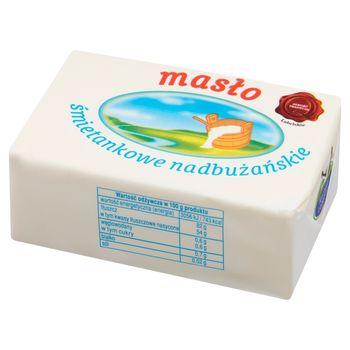 Masło śmietankowe nadbużańskie 200 g