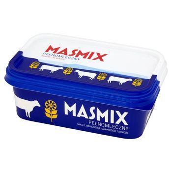 Masmix Pełnomleczny Miks o zmniejszonej zawartości tłuszczu 380 g