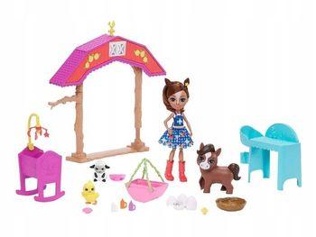 Mattel Enchantimals Żłobek na farmie