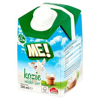 Me! Kozie mleko UHT 4,2% 500 ml