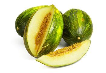 Melon zielony ważony