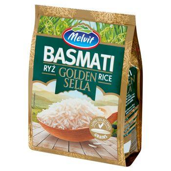 Melvit Ryż Basmati Golden Sella 600 g