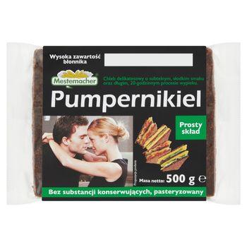 Mestemacher Pumpernikiel 500 g