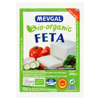 Mevgal Organiczna feta 200 g