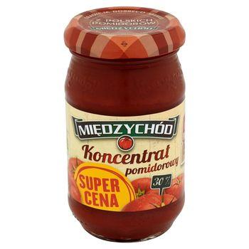 Międzychód Koncentrat pomidorowy 30% 190 g