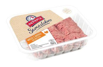 Indykpol Samo dobro Mięso z indyka na kotlety 750 g