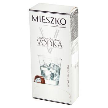 Mieszko Likwory o smaku wódki 180 g