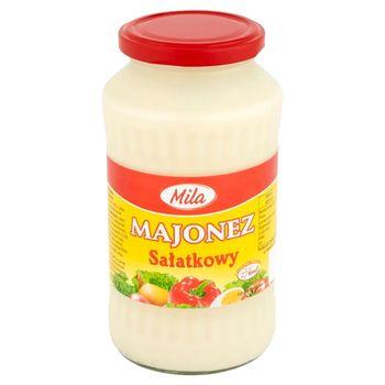 Mila Majonez sałatkowy 600 g