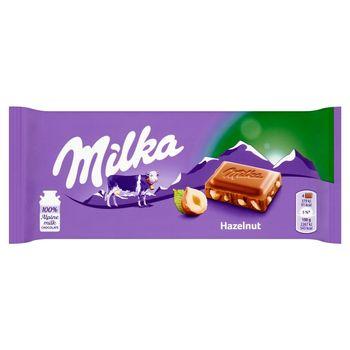 Milka Czekolada mleczna Hazelnut 100 g