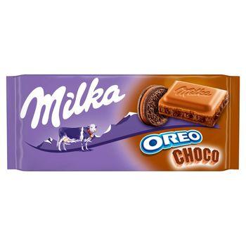 Milka Czekolada mleczna Oreo Choco 100 g