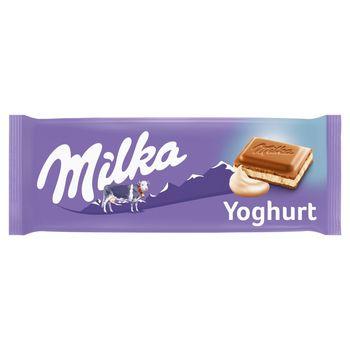 Milka Czekolada mleczna Yoghurt 100 g