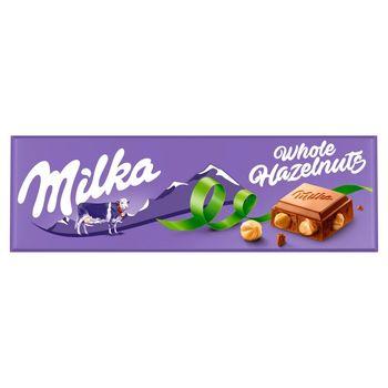 Milka Czekolada Whole Nuts 250 g