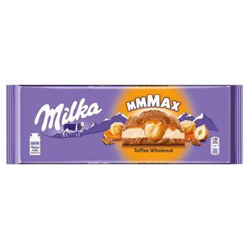 Milka Mmmax Czekolada Toffee Wholenut 300 g