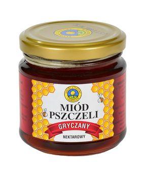 """Miód pszczeli gryczany """"Jakość z Natury Carrefour"""", 250 g"""