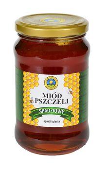 """Miód pszczeli spadziowy """"Jakość z Natury Carrefour"""", 500 g"""