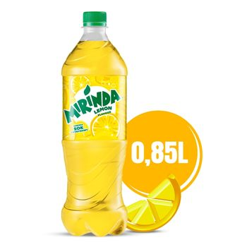 Mirinda Lemon Napój gazowany 0,85 l